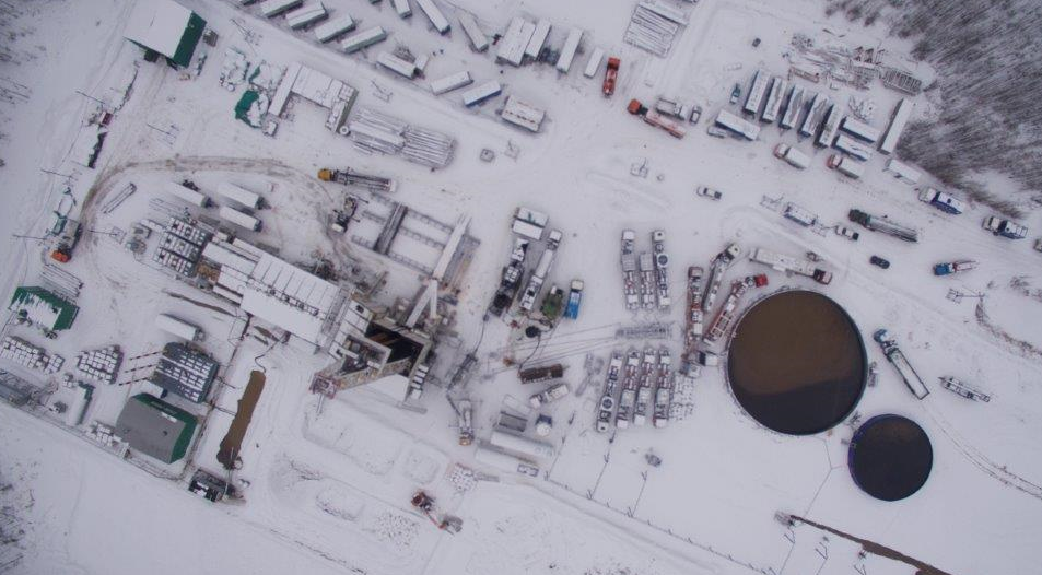 Развитие технологии повышения нефтеотдачи трудноизвлекаемых залежей на Пальяновской площади