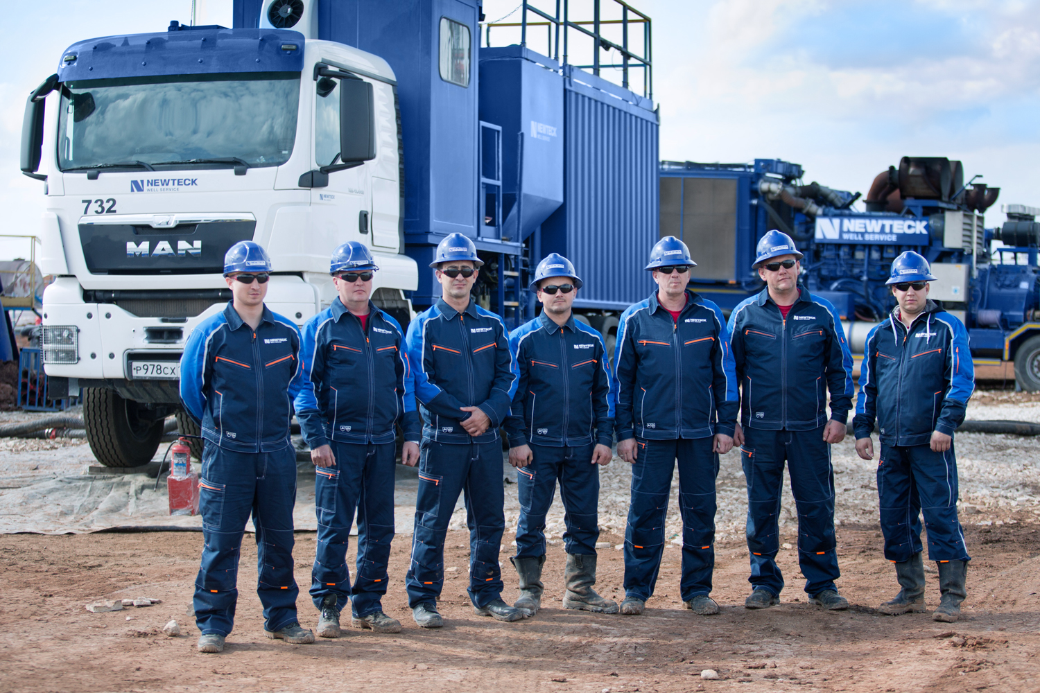 Record-breaking 50 stage frac job