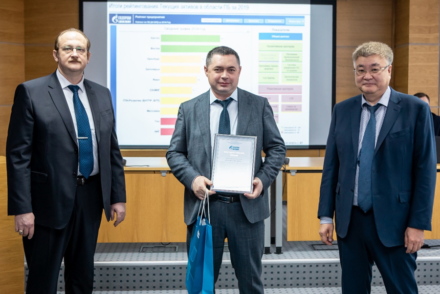 Newteck Well Service was ranked first among Oil Field Contractors for safe operations